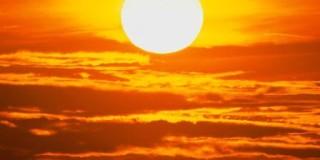 Ζέστη-ήλιος