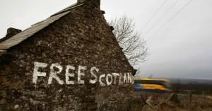 Άρχισε η εκστρατεία υπέρ της ανεξαρτησίας της Σκοτίας
