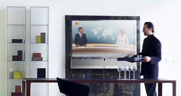 «Αόρατη» η τηλεόραση του μέλλοντος
