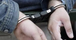 Σύλληψη για κλοπή
