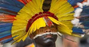Ινδιάνος από τη Βραζιλία