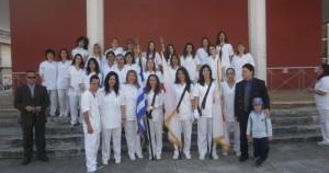 Η επαγγελματική σχολή  βοηθών  νοσηλευτών του Γ.Ν. Κεφ/νιας