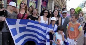 Eλληνική Κοινότητα Ιρλανδίας