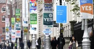 Ιρλανδία: «Ναι» στο Δημοσιονομικό Σύμφωνο