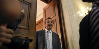 Ο πρωθυπουργός Α. Σαμαράς