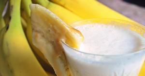 Smoothie μπανάνας