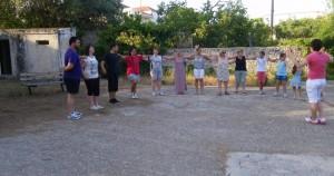 Δραστηριότητες του συλλόγου στα Δαμουλιανάτα