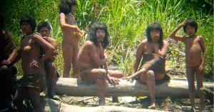 Οι ιθαγενείς της φυλής Μάσκο Πίρο