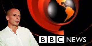 O Γ.Βαρουφάκης στο BBC