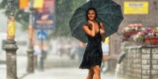 Καλοκαιρινή βροχή