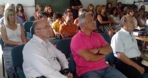 Παρουσίαση προγράμματος «Βιολογικός Ιχθυοκαλλιεργητής»