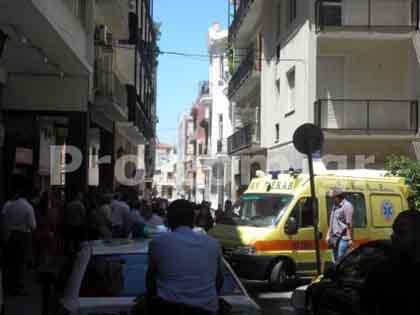 Αυτοκτονία στην Αθήνα