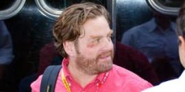 Ποιος μαύρισε το μάτι στον Jack Galifianakis;