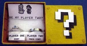 θα με παντρευτεις Super Mario ;