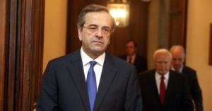 Ο Πρωθυπουργός Αντ. Σαμαράς