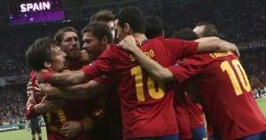 Η Ισπανία στους εφτά ουρανούς