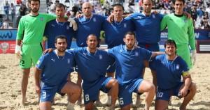 Στην Κεφαλονιά η προεπιλογή για την Εθνική Beach Soccer