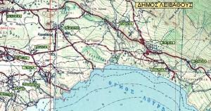 Χάρτης Λειβαθώ