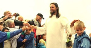 Jesus from SIberia