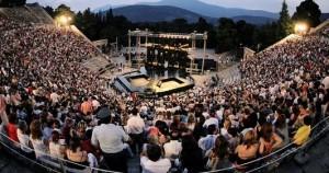 Πρωτοφανές περιστατικό στο θέατρο της Επιδαύρου