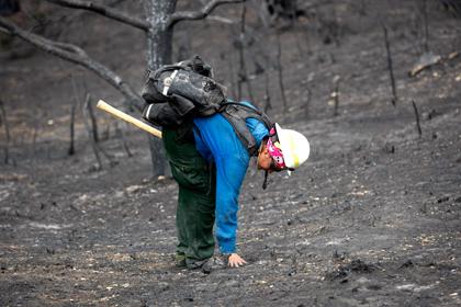 Συγκλονιστικές εικόνες από τις φωτιές στο Κολοράντο