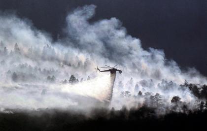 Συγκλονιστικές Εικόνες Κολοράντο