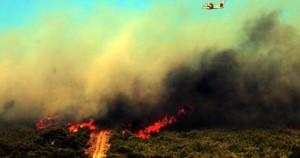Φωτιά στην Κετατέα