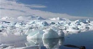 Κομμάτι πάγου στη Γροιλανδία
