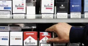 Πώληση τσιγάρων