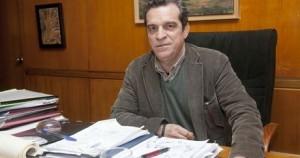 Ο αντιπρύτανης Οικονομικού Προγραμματισμού και Ανάπτυξης του Αριστοτέλειου Πανεπιστημίου Θεσσαλονίκης κ. Ιωάννης Παντής.