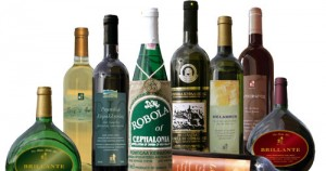 Κεφαλονίτικα κρασιά