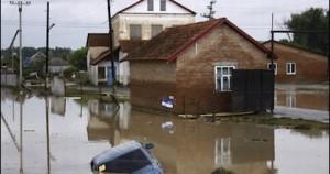 Πλημμύρες στη Ρωσία