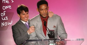 Ο Will Smith & Tom Cruise