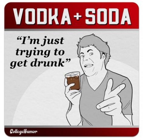 Το ποτό μιλάει για σένα