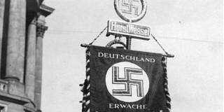 """Η επίλεκτη μονάδα """"Χορστ Βέσελ"""". Βερολίνο, 1933"""