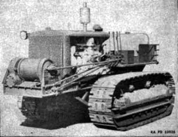 Μπουλντόζα 1940