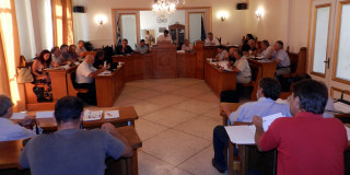 Περιφερειακό Συμβούλιο στην Ζάλυνθο