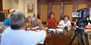 Συνέντευξη τύπου βουλευτή Κεφαλλονιάς κ. Θεοπεφτάτου
