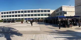Κτίριο της Σχολής Ναυτικών Δοκίμων