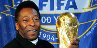 The Second Ball - Pele