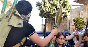 Έλληνες στη Συρία