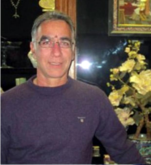 Ο άτυχος 53χρονος οδηγός Δημήτρης Μίχας