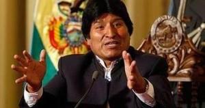 Ο πρόεδρος της Βολιβίας Έβο Μοράλες