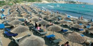 Tουριστικές παραλίες