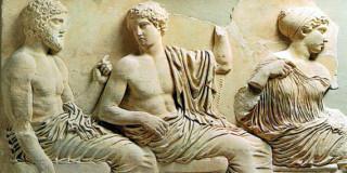 Ελληνικά γλυπτά