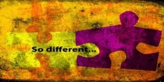 Tόσο Διαφορετικό
