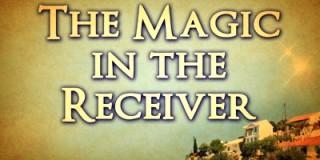 """The Magic In The Receiver""-Ενα μυθιστόρημα ύμνος για την Κεφαλλονιά"