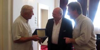 Επίσκεψη του κ.Vallone στο Δημαρχείο