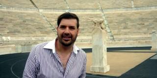 Ο εικαστικός καλλιτέχνης Μιχαήλ Ρωμανός