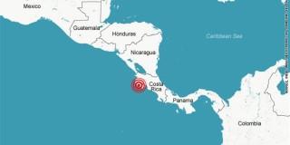 Σεισμός στην Κόστα Ρίκα